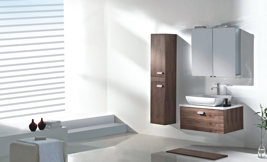Nanto  Modern Bathroom Vanity Set 35.4