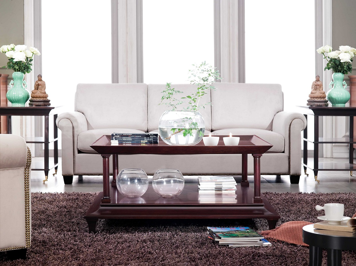 Square Coffee Table Center Table Eve