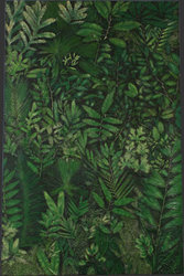 Jungle Frieze - Modern Wall Decor