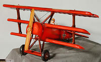 RED BARON AIRPLANE - SMALL