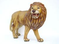 Lion Statue Life Size 4FT Left
