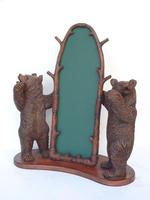 Bears With Advertising Board 4.50 Ft