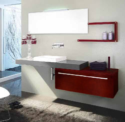 Modern Bathroom Vanity Set - Rapture