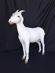 Goat Life Size Statue