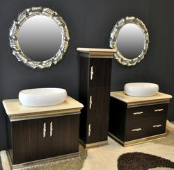 Modern Bathroom Vanity Set - Zeni II