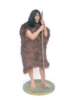 Cave Man Statue Life Size 6FT