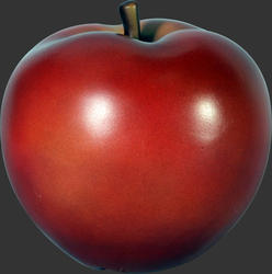 Apple Sculpture - Red - Tiny
