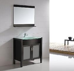 Calcini - Modern Bathroom Vanity Set 35