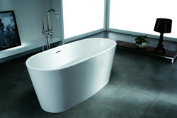 Premiero Freestanding Soaking Tub 60.6
