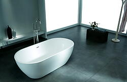 Revino Freestanding Soaking Tub 63