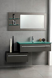 modern bathroom vanities. Modern Bathroom Vanity Set  Triton