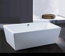 Bellante - Luxury Acrylic Modern Bathtub 67