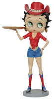 Betty Boop Cow Girl - 17