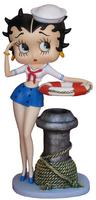 Betty Boop Sailor Pen Holder - 12