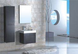 Verna-Modern Bathroom Vanity Set