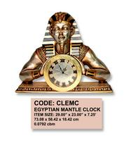 Egyptian Mantle Clock