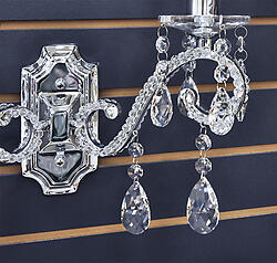 Cherie Crystal Wall Lamp