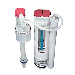 Ferrara Replacement Dual Flush Valve System