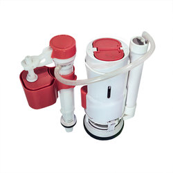 Abruzzi Replacement Dual Flush Valve System