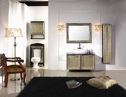 Modern Bathroom Vanity Set - Leonardo