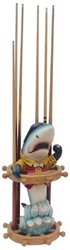 Sailor Shark Cue Holder