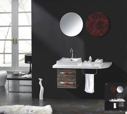 Modern Bathroom Vanity Set - Rosa
