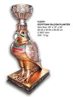 EGYPTIAN FALCON PLANTER