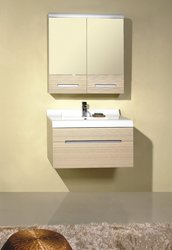 Rossi Modern Bathroom Vanity Set 31.7