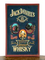 Jack Daniels Advertising plate - Wall Plate - Large