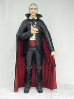 Dracula Holloween Life Size Statue 6FT