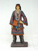 Indian Woman Statue 3FT