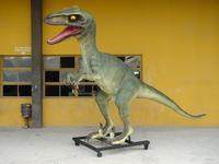 T-Rex Dino Huge Life Size Statue