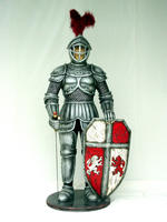 Knight Statue (3ft)