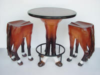 HORSE BAR TABLE