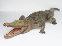 Large Crocodile Statue Life Size 10FT
