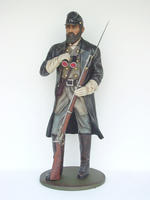 Confederate Soldier Statue 6FT