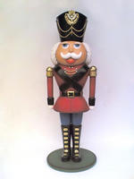 Toy Soldier Life Size Statue 7FT