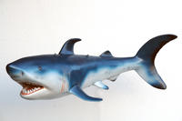 Blue Shark Statue 4.5FT