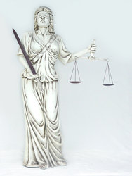 Lady Justice Statue Life Size