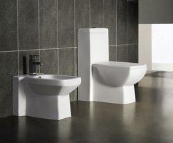 Barletta - Dual Flush Modern Bathroom Toilet 28.3