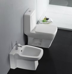 Novara Modern Bathroom Toilet 27.6