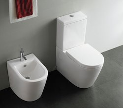 Messina Modern Bathroom Toilet 27.6