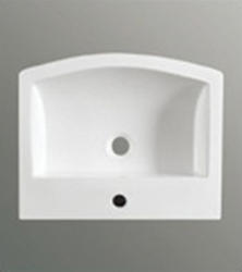Alberto Modern Wall Mount Sink