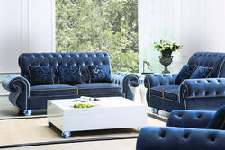 Sylvie Living Room Sofa Set