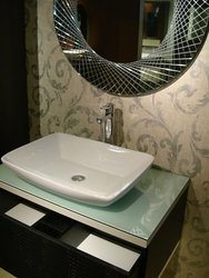 Modern Bathroom Vanity Set - Moda