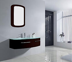Modern Bathroom Vanity Set - Fermo - 41