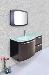 Modern Bathroom Vanity Set - Lecco - 45