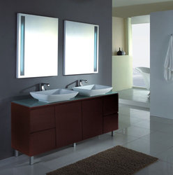 Rocca - Modern Bathroom Vanity Set