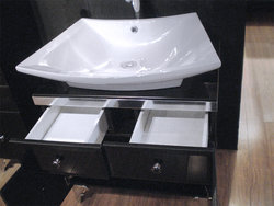 Modern Bathroom Vanity Set - Soiree III