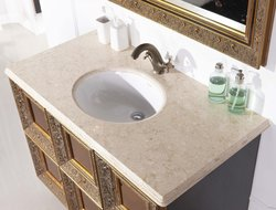 Louvre III - Modern Bathroom Vanity Set 43